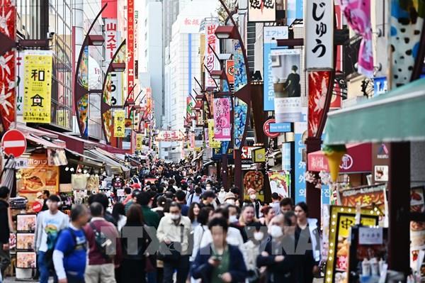 Nhật Bản: Hầu hết địa phương sẽ mở cửa trở lại toàn bộ nền kinh tế từ ngày 1/6
