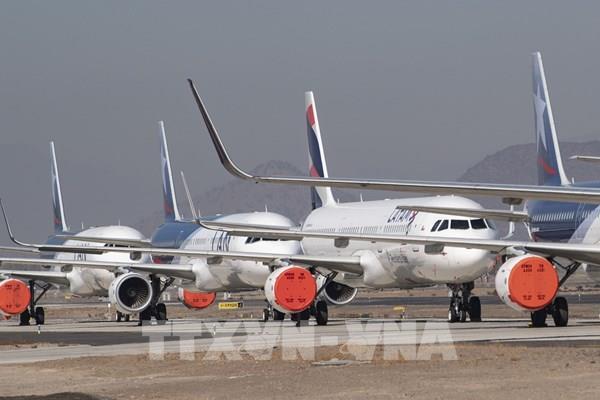 Hãng hàng không LATAM đệ đơn xin phá sản