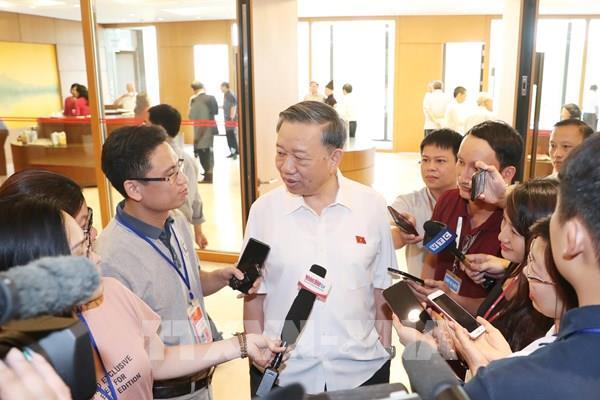 Bộ trưởng Bộ Công an nói về vụ việc liên quan đến Công ty Tenma Việt Nam