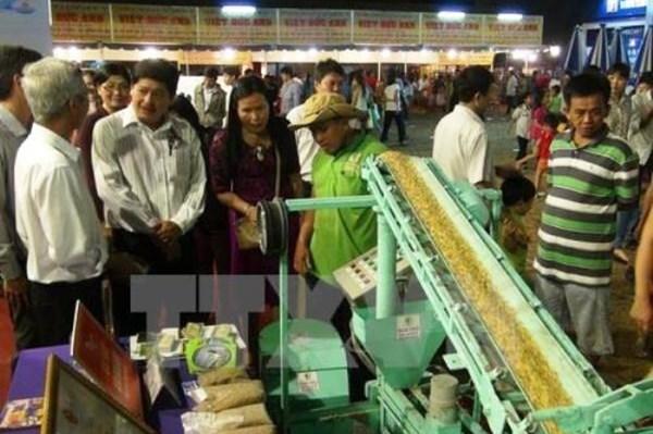 Triển lãm quốc tế về công nghệ nông, lâm, ngư nghiệp diễn ra vào cuối tháng 10