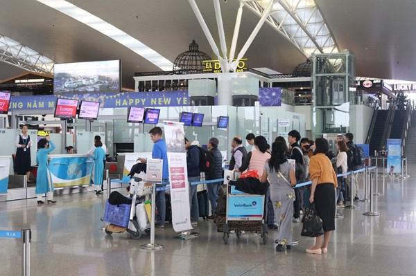 ACV yêu cầu tăng cường phòng dịch COVID-19 tại các sân bay