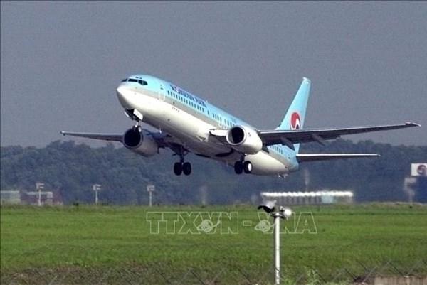 Các hãng hàng không Hàn Quốc muốn tăng chuyến tới Trung Quốc