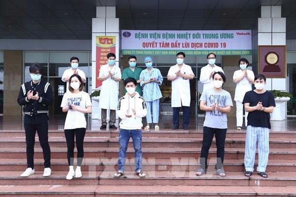 Cập nhật COVID-19 sáng 29/5: Việt Nam 0 ca mắc mới; 43 ngày không có ca trong cộng đồng