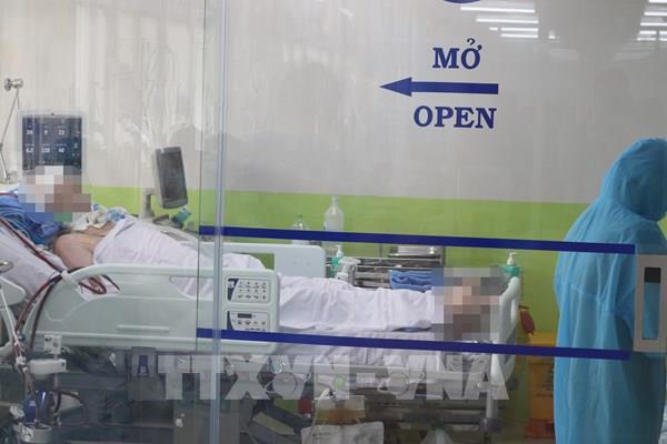 Tình hình sức khoẻ bệnh nhân 91: Phổi đã được cải thiện