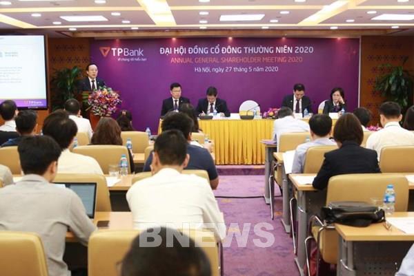 ĐHĐCĐ TPBank 2020: Đặt mục tiêu tăng vốn lên hơn 10.000 tỷ đồng