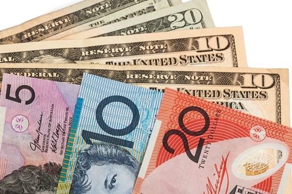 Đồng AUD đạt mức tăng cao nhất trong vòng ba tháng