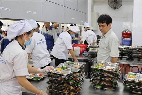 GoViet hỗ trợ gần 100.000 bữa ăn cho lái xe