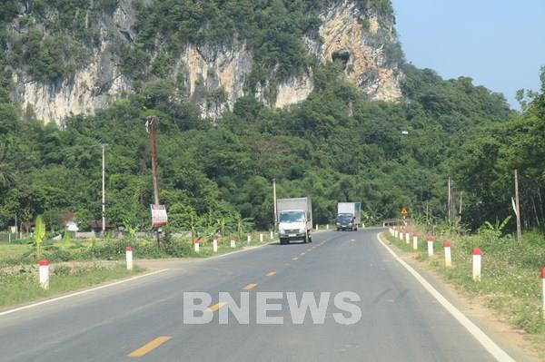 Cận cảnh dự án nâng cấp quốc lộ 217 qua Thanh Hóa cán đích