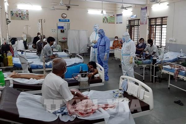 Ấn Độ chuẩn bị cho kịch bản xấu nhất tại thủ đô New Dehli