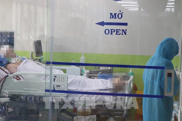Bệnh nhân 91 ngừng sử dụng ECMO