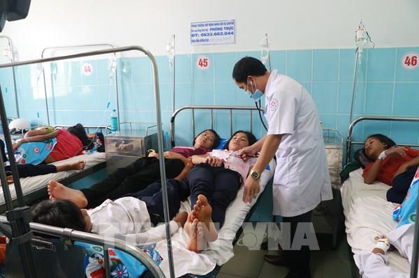 Lâm Đồng: 112 trong số 135 học sinh nghi ngộ độc thực phẩm đã được xuất viện