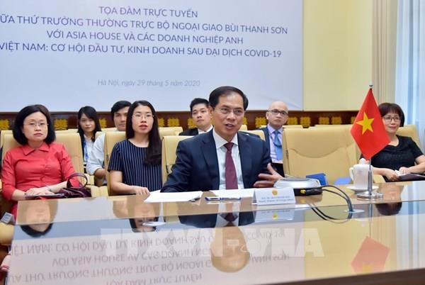 Việt Nam: Cơ hội đầu tư, kinh doanh sau đại dịch COVID-19
