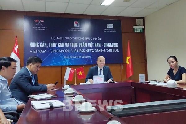 Đối tác Singapore quan tâm tới nguồn cung vải thiều chất lượng cao