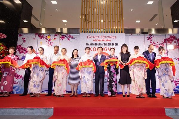 Thêm thương hiệu nhà hàng BBQ Nhật tham gia thị trường Việt Nam
