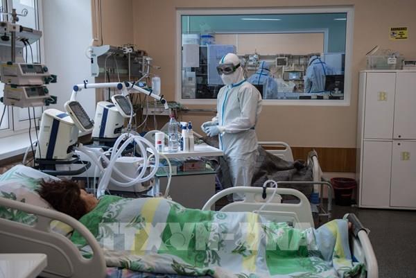 Nga cấp phép cho loại thuốc đầu tiên chống virus SARS-CoV-2
