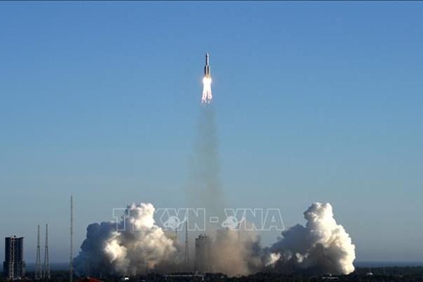 Trung Quốc phóng thành công 2 vệ tinh vào quỹ đạo