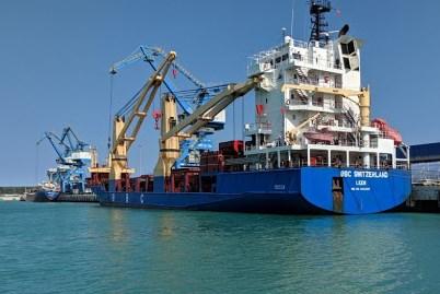 Cảng Hòa Phát Dung Quất sắp đón tàu 200.000 tấn đầu tiên