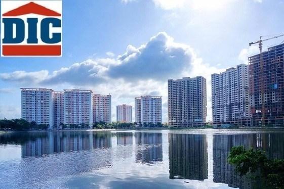 DIC Corp tăng tốc các dự án lớn