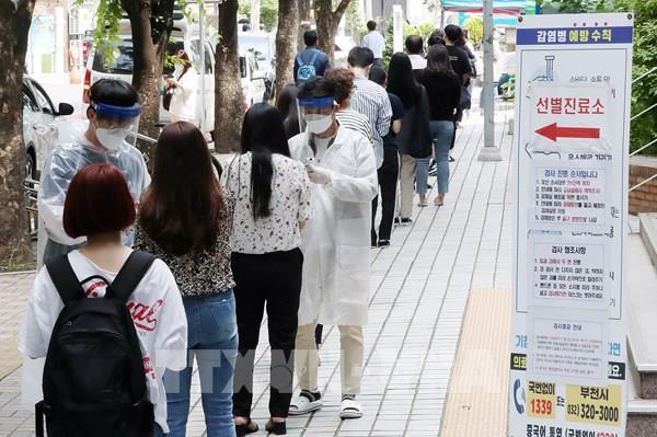 Hàn Quốc trong giai đoạn bước ngoặt quan trọng chống COVID-19