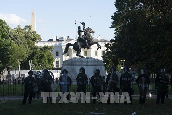 Washington D.C duy trì lệnh giới nghiêm nhằm ngăn chặn biểu tình