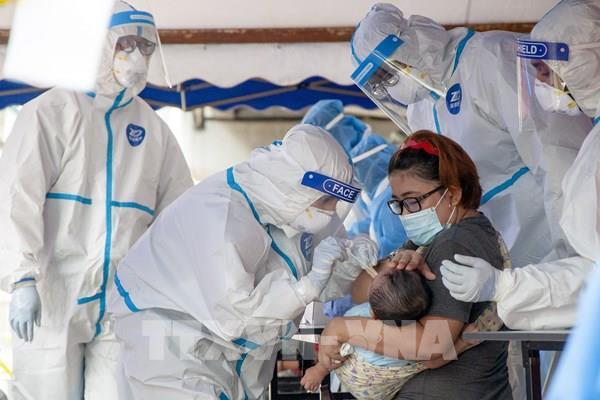 Nhật Bản cho phép xét nghiệm virus SARS-CoV-2 qua nước bọt