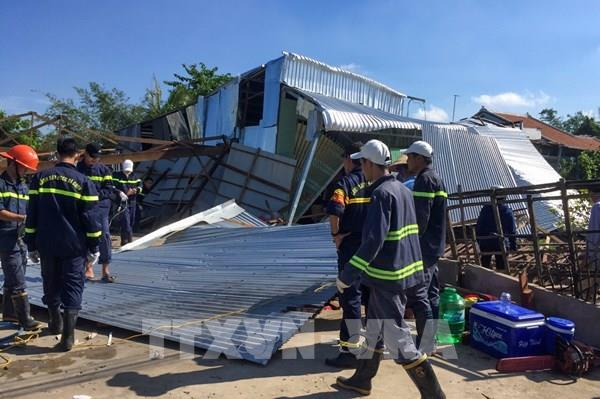 Bộ Xây dựng khuyến cáo đảm bảo an toàn cho công trình xây dựng mùa mưa bão