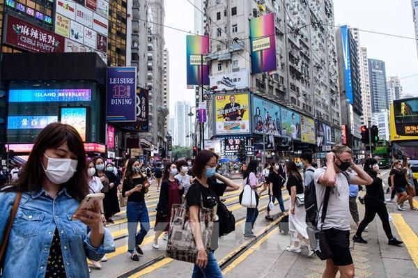 Hong Kong (Trung Quốc) gia hạn lệnh cấm du khách nước ngoài thêm 3 tháng