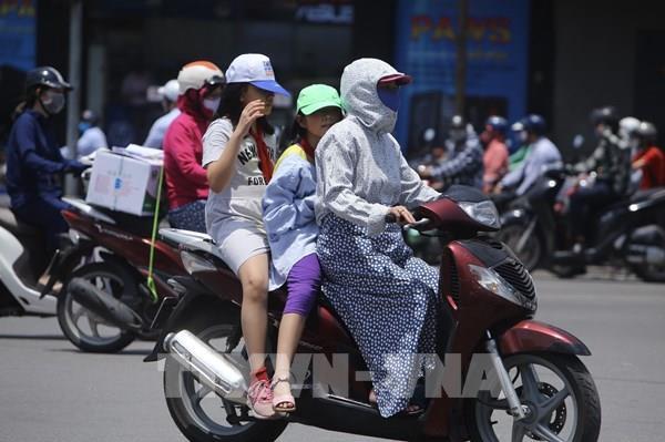 Dự báo thời tiết ngày mai 3/6: Hà Nội tiếp tục nắng nóng, có nơi 38 độ C