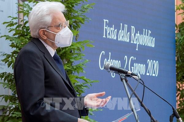 Tổng thống Italy cảnh báo đại dịchCOVID-19 chưa kết thúc
