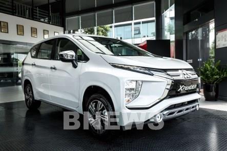 Mitsubishi Xpander dẫn dắt doanh số trong phân khúc MPV tại Việt Nam