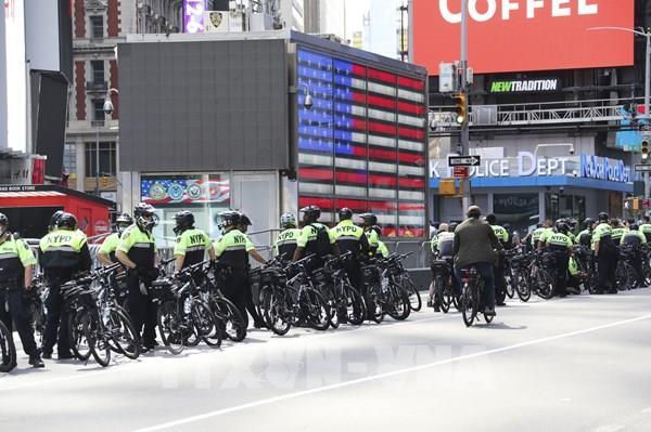 Xả súng tại thành phố New York , 5 người bị thương