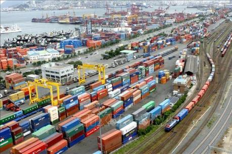 Căng thẳng Mỹ-Trung ảnh hưởng tới xuất khẩu của Hàn Quốc