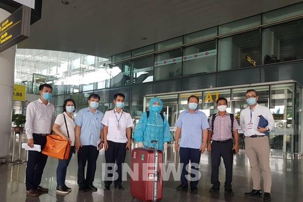 Đoàn chuyên gia Nhật Bản đã sang Việt Nam kiểm tra các lô vải tươi xuất khẩu