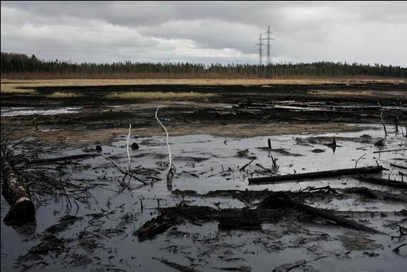 Nga: Sự cố tràn dầu nghiêm trọng ở Siberia