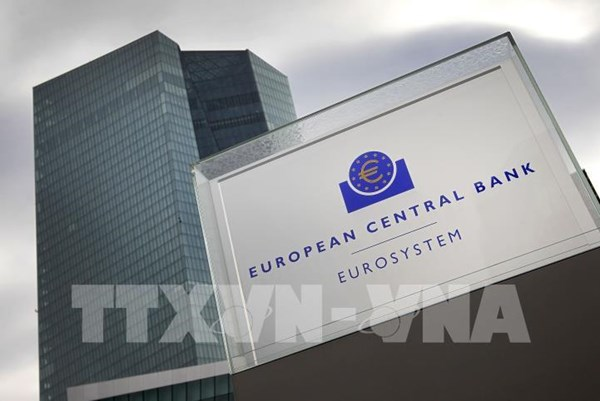 ECB kêu gọi các ngân hàng thành viên không chia cổ tức