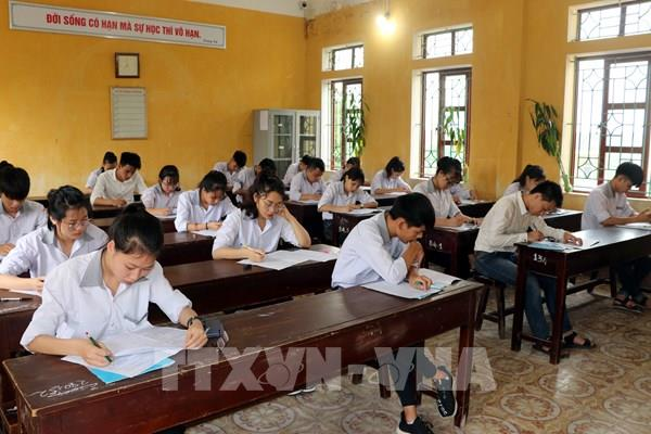 Không tham gia thanh tra thi tốt nghiệp THPT 2020 khi có người thân dự thi