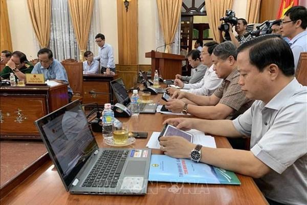 Việt Nam đặt mục tiêu vào nhóm 50 nước dẫn đầu về Chính phủ điện tử