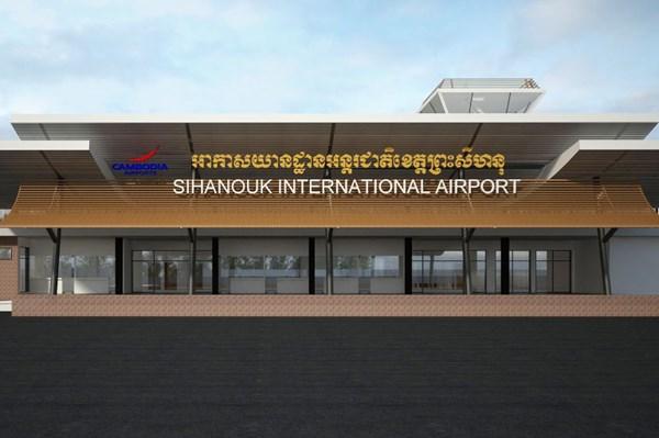 Cambodia Airports trình kế hoạch phát triển Sân bay quốc tế Sihanouk