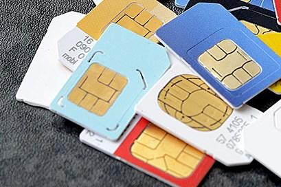 Bộ Thông tin và Truyền thông tịch thu 6.900 SIM đã kích hoạt thông tin