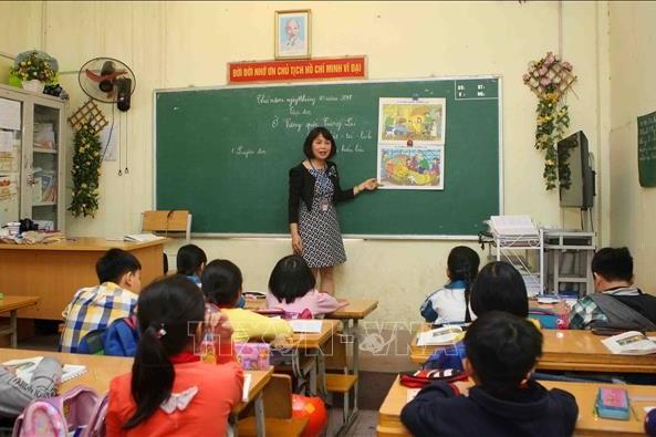 Vĩnh Phúc tuyển dụng đặc cách giáo viên ở ba cấp