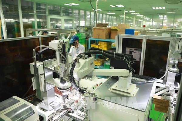 Sản xuất công nghiệp dần lấy lại đà tăng trưởng