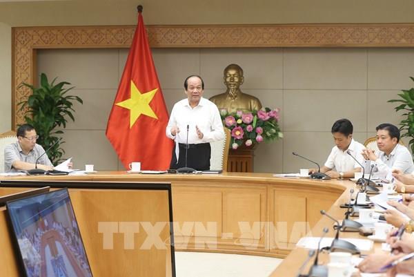 Bộ trưởng Mai Tiến Dũng: Mới tích hợp được 33 chỉ tiêu kinh tế - xã hội