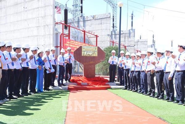 Dự án nâng công suất TBA 500kV Vĩnh Tân làm lợi khoảng 80 tỷ đồng