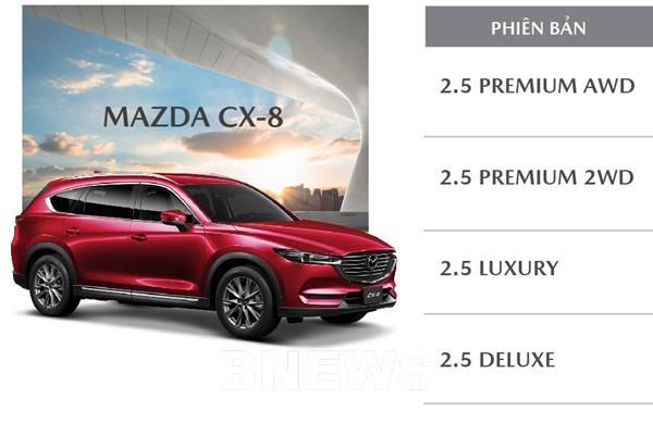 Bảng giá xe ô tô Mazda tháng 6, giảm giá đến 115 triệu đồng