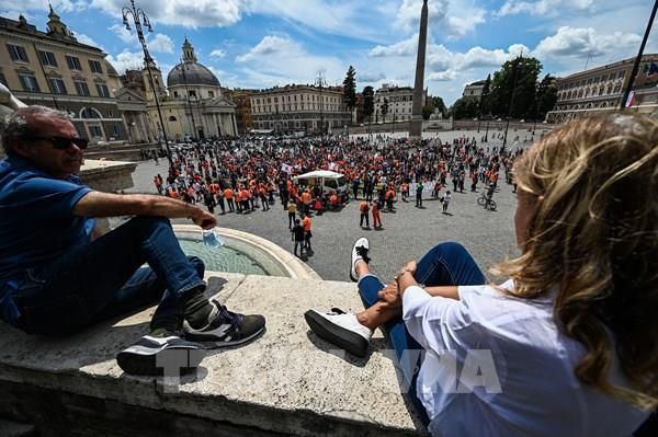 Kinh tế Italy dự kiến sụt giảm hơn 9% trong năm 2020