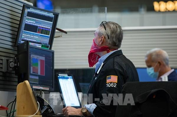 Thị trường chứng khoán Mỹ tăng điểm nhờ báo cáo lạc quan về việc làm
