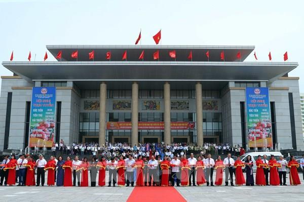 Bắc Giang trực tuyến xúc tiến tiêu thụ vải thiều