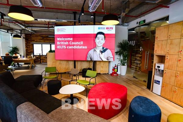 Hội đồng Anh ra mắt điểm thi IELTS trên máy tính thứ 2 tại TP HCM