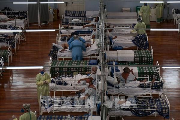 Cập nhật COVID tối 7/6: Thế giới có hơn 7 triệu ca mắc, hơn 400.000 ca tử vong
