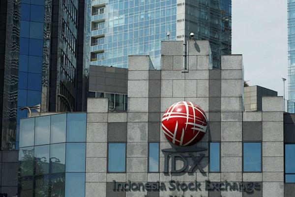 Tháng Năm, nhà đầu tư ngoại mua ròng 564 triệu USD cổ phiếu của Indonesia